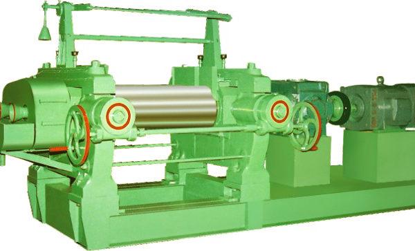 Mixing Mill Uni-drive